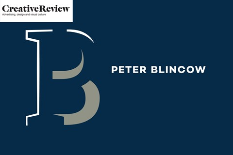 Peter Blincow brand identity