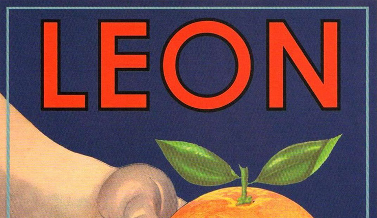 Another excellent example is the restaurant LEON who have no hang-ups at all to play with their identity. Yet, it still all holds together through a distinct colour palette and illustrative style.