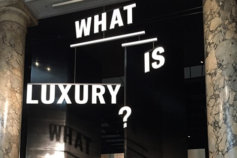 Don't miss: What is luxury?