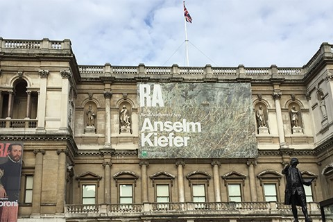 Don't Miss: Anselm Kiefer at the Royal Academy