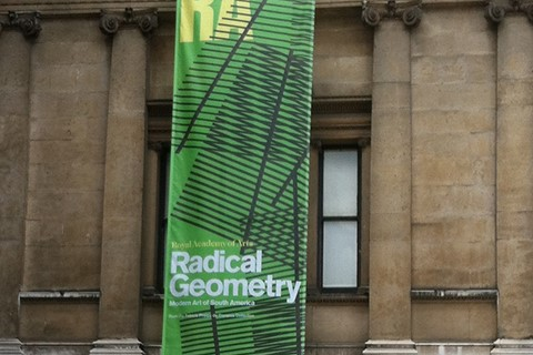 Don't miss: Radical Geometry at the Royal Academy
