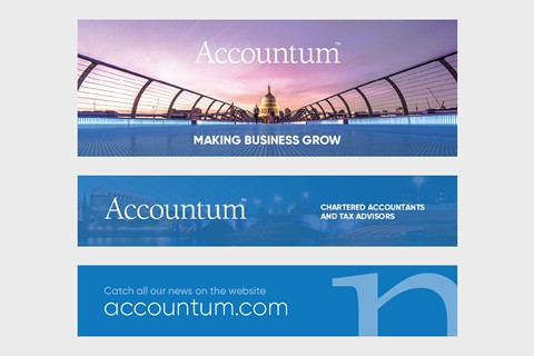 Accountum Email Banners Web
