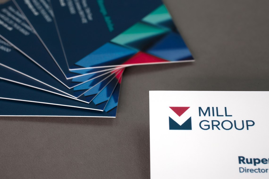 Mill Group Print