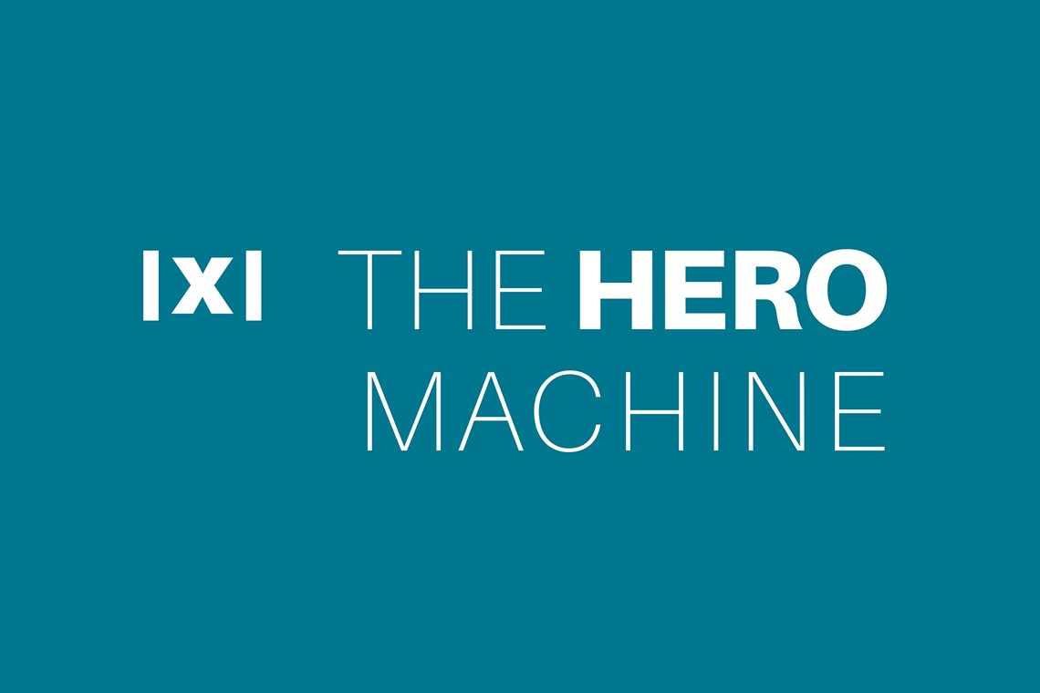 Hero Machine branding
