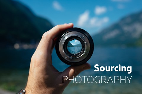 Photography – what are your sourcing options?