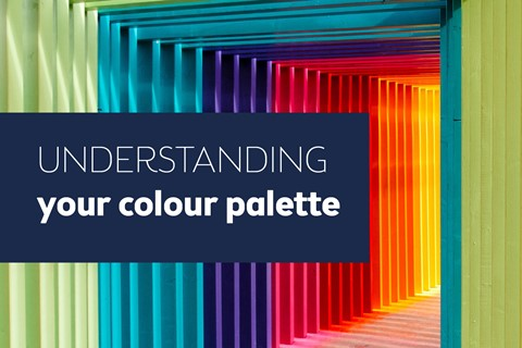 Understanding your brand's colour palette
